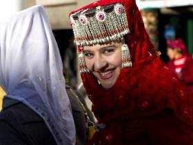 走进新疆 ——西域新娘